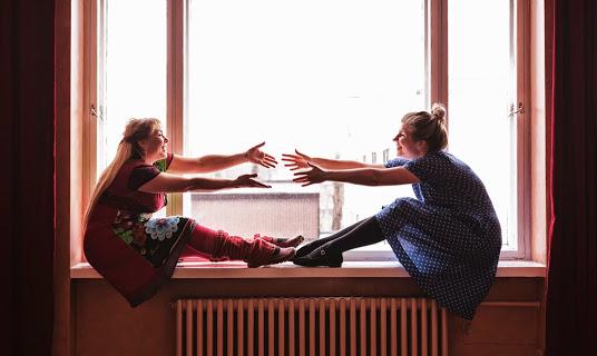 Minna_ja_Pirja3.jpg, kuva Marita Räsänen